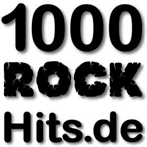 1000 Rock Hits Logo